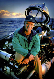 Surfing the Wave of Ocean Exploration with Dr. Robert Ballard