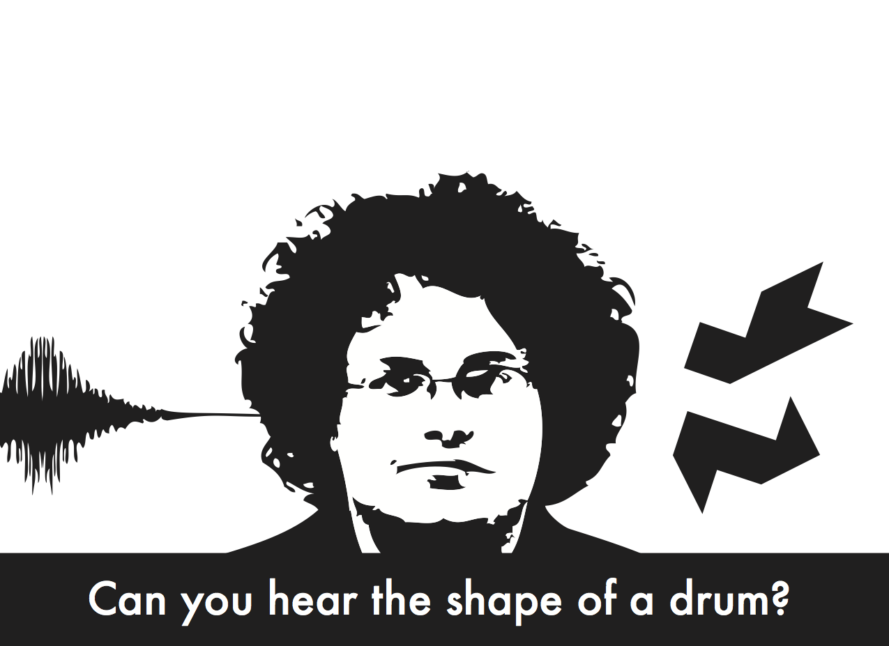 Podcast: Can you hear the shape of a drum?