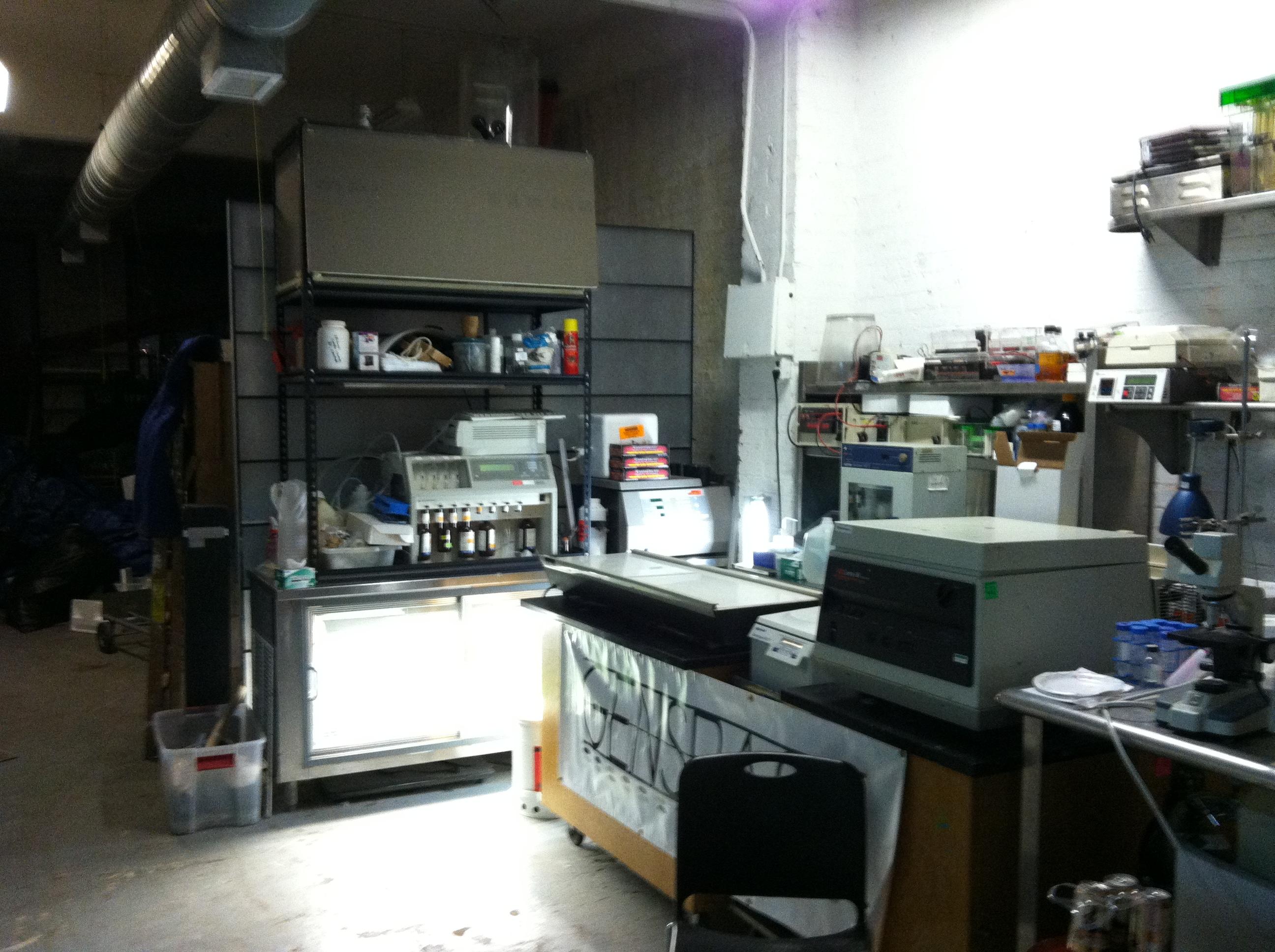 Genspace: Your Friendly, Neighborhood Laboratory