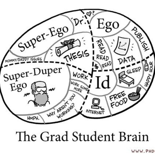 Podcast: First Year in Grad School