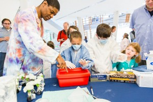 Teaching kids about the importance of science safety