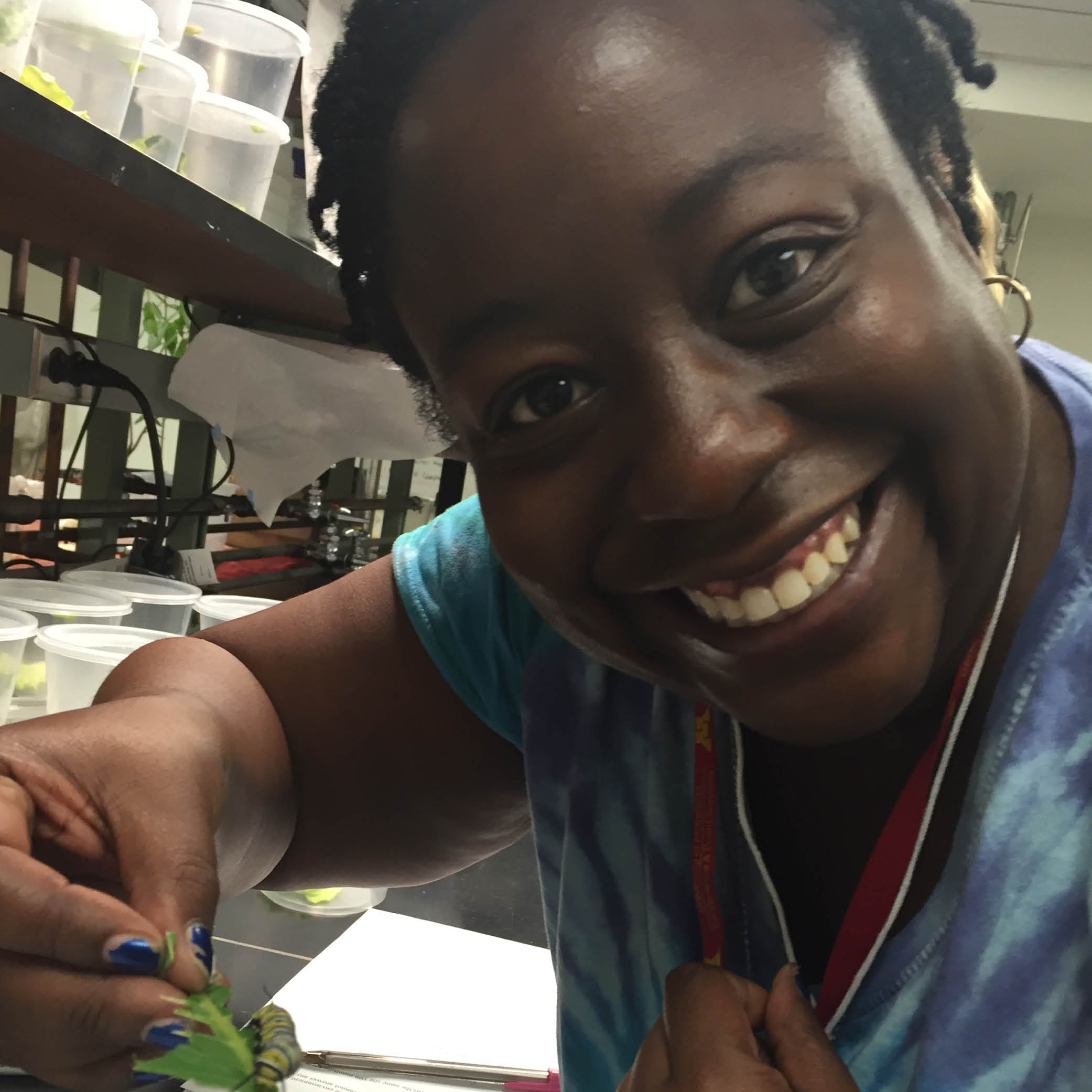 Scientists of New York: Latasha Wright