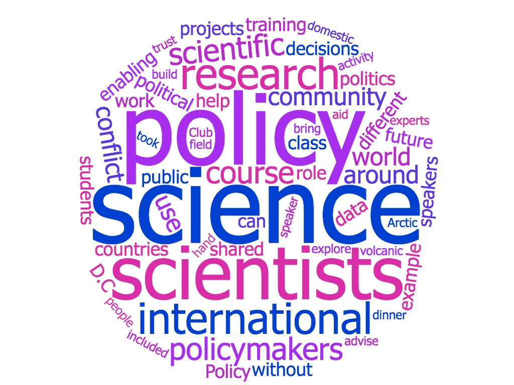 The Many Faces of Science Diplomacy