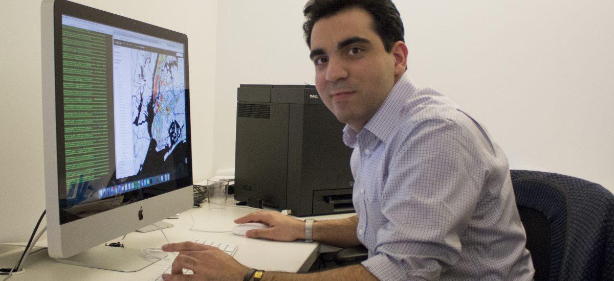 Ebrahim Afshinnekoo